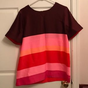 Banana Republic Colorblock Top